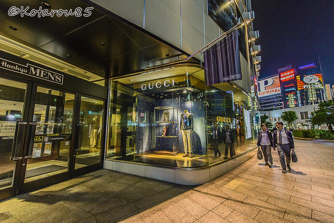 阪急メンズ館 20150515