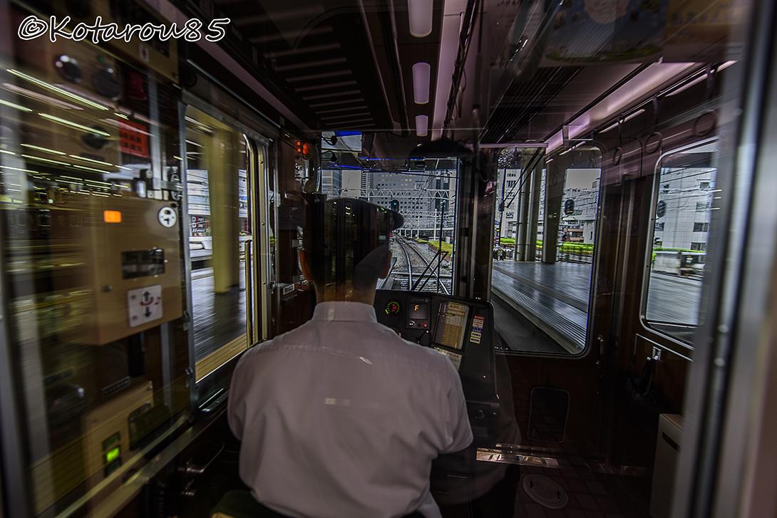 阪急電車 20150517