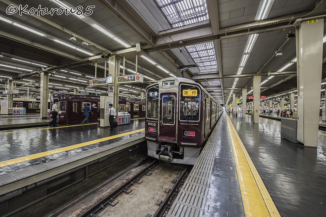阪急電車3 20150518