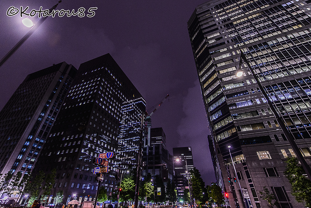 大手町雨情2 20150519