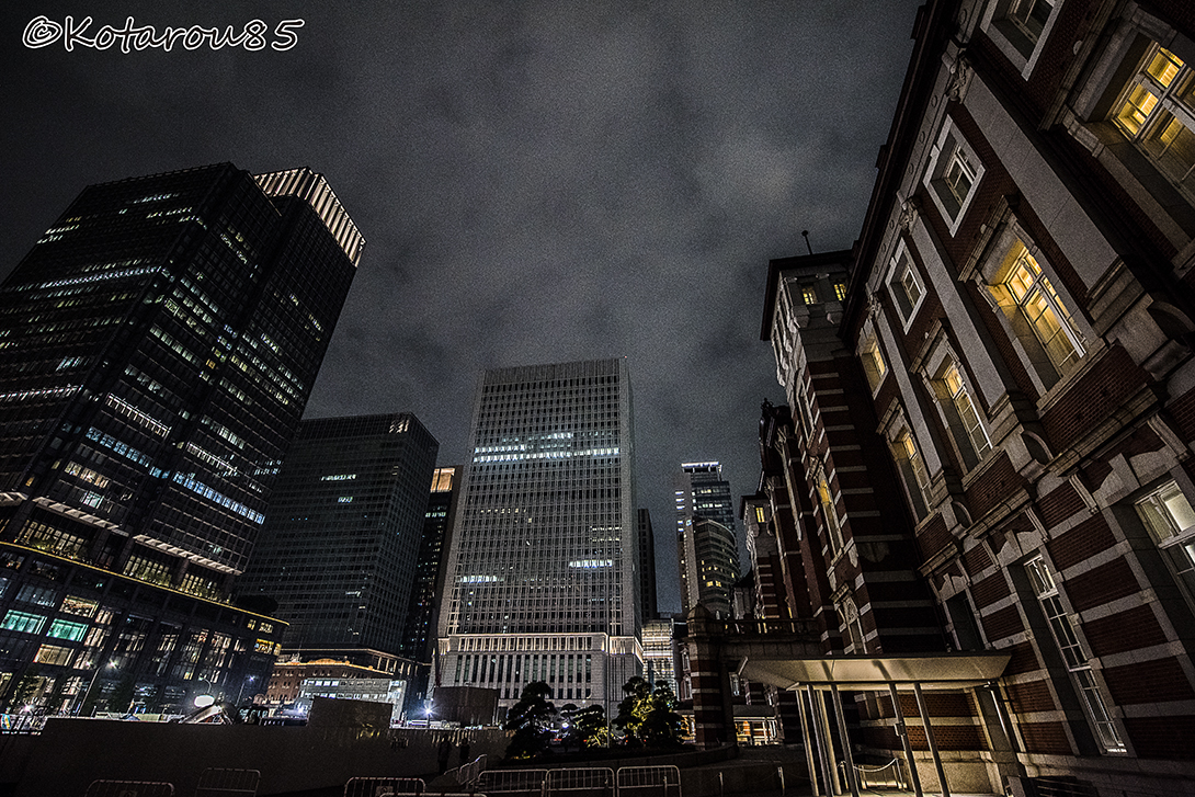 東京駅1 20150525