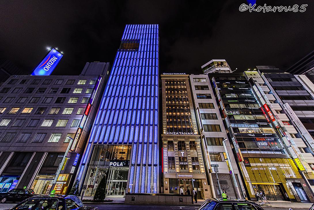 銀座中央通り 20150529