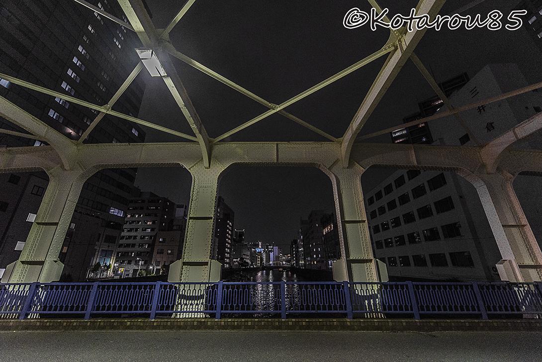 八丁堀から日本橋 20150605