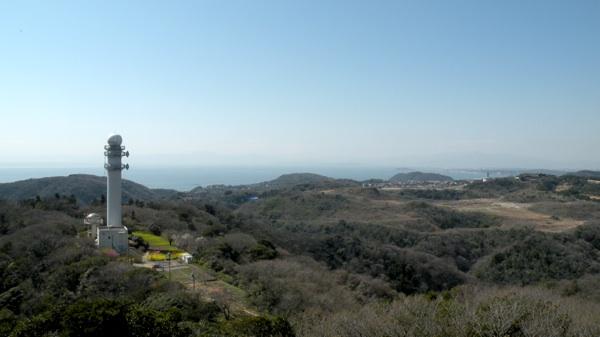 江ノ島方面