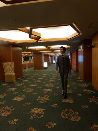 ホテルオークラ東京07