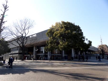 東京文化会館01