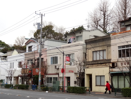 旧東京市営店舗向住宅04