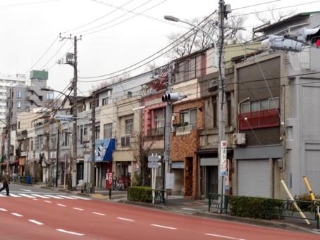 旧東京市営店舗向住宅06