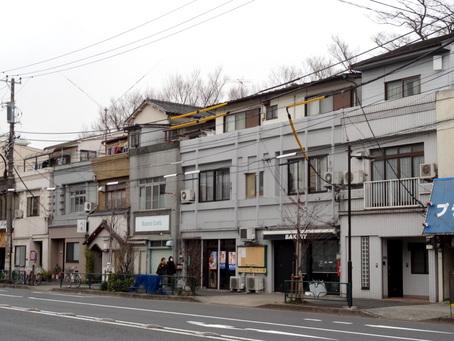 旧東京市営店舗向住宅11