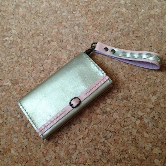 小財布ゴールド1