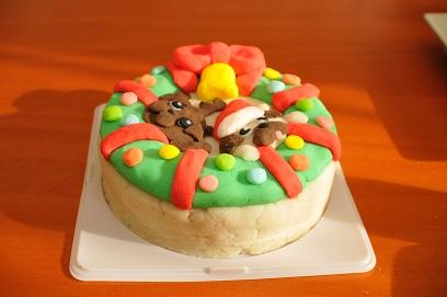 パグっこ用ケーキ