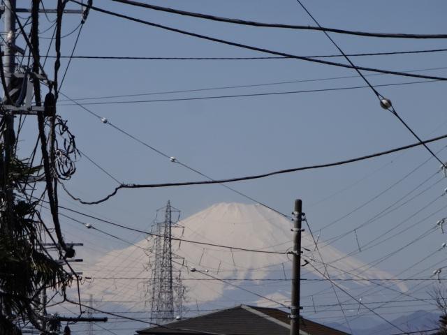 富士山_20150302