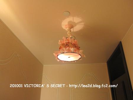 2010年1月 TORIA'S SECRET(ヴィクトリア・シークレット)なランジェリー