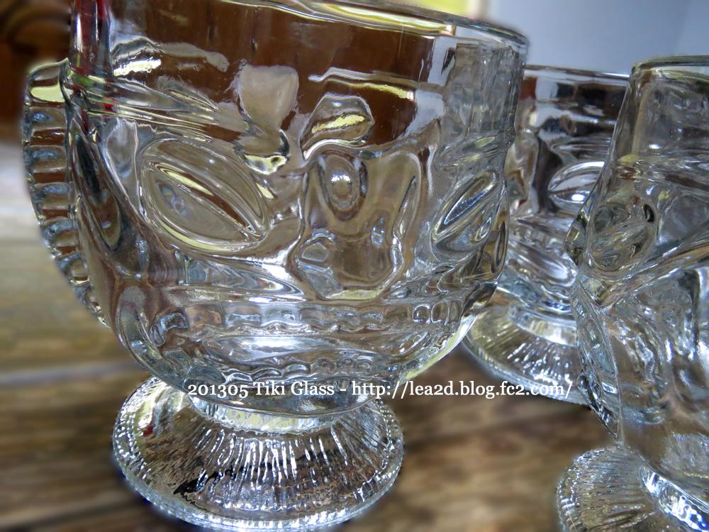 2013年に買ったお気に入りのティキグラス