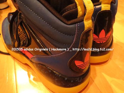 2015年5月 ハワイ ロスドレスで買ったアディダスのスニーカーadidas ( Hackmore )