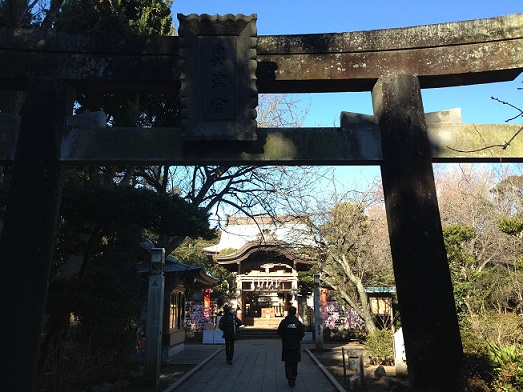 江ノ島神社4奥津宮