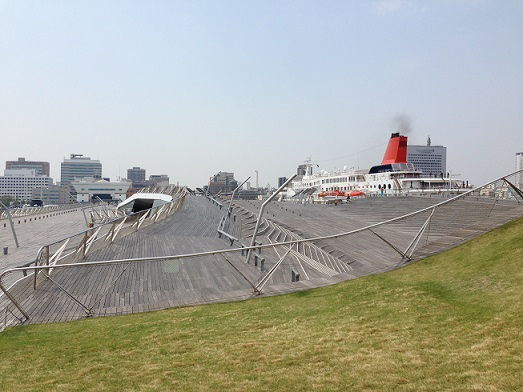 大桟橋91
