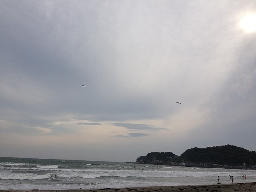由比ヶ浜1