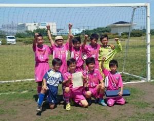 5-1st準優勝集合写真元気に!