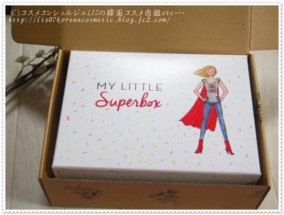 MY LITTLE BOX3月