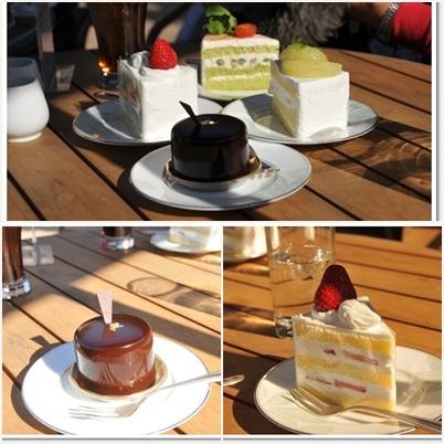 カフェ ケーキ