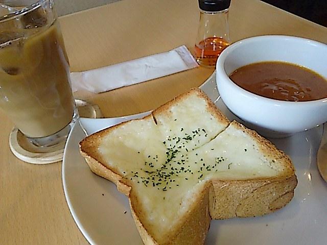 Cafe Maru(まる) カレー・トースト・コーヒー