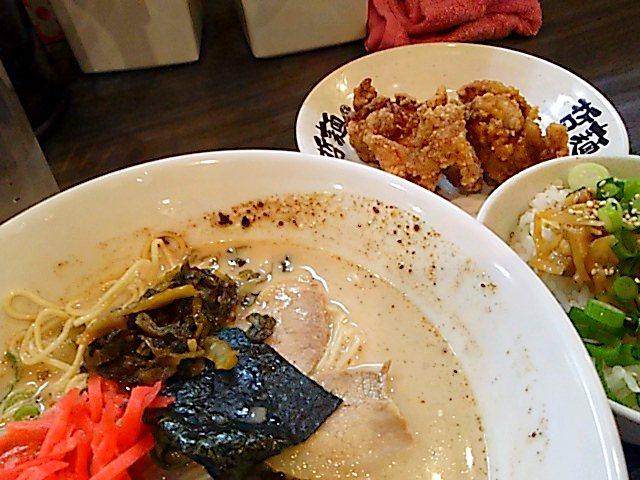 ラーメン・哲麺名取