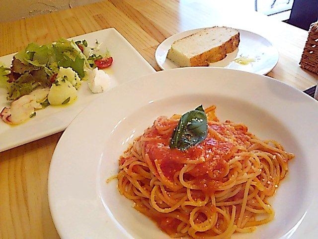 イタリア食堂SAN パスタランチ
