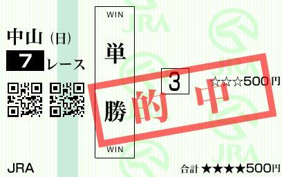 中山7R単