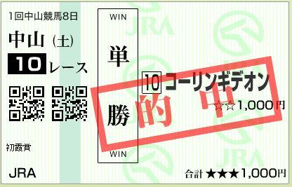 中山10R単