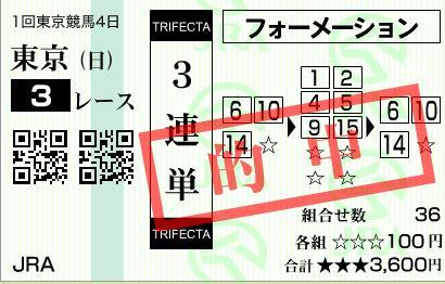 東京3R3単