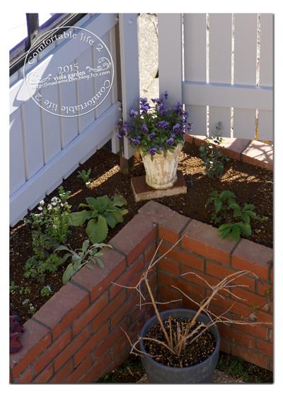 駐車状側角フェンス&植栽web用