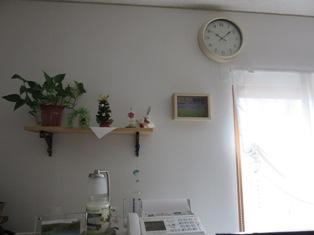 掛け時計5