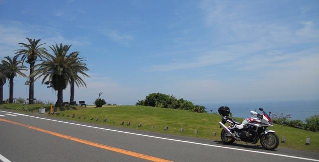 日南海岸 良い天気だ