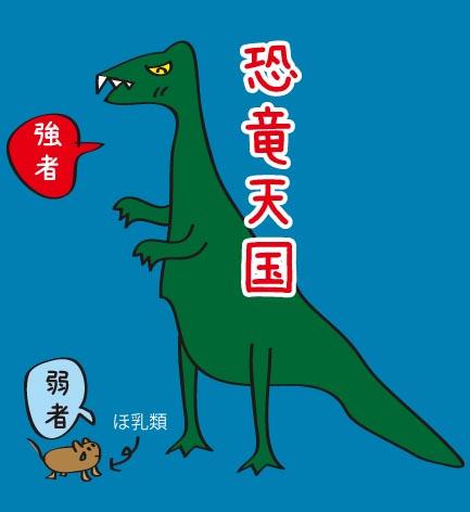 恐竜天国1億年