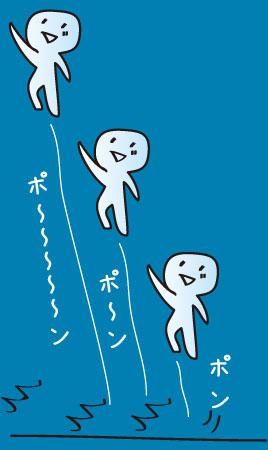ジャンピング