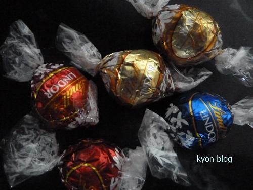 リンツチョコレート