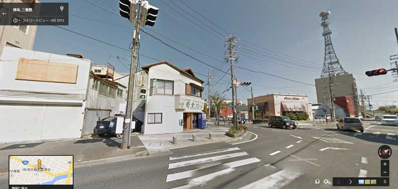manana on google street view