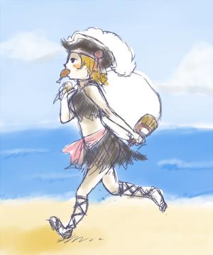 落書き海賊