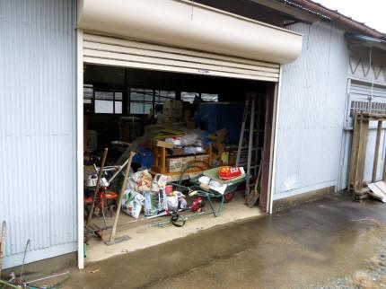 2015_01 22_農業倉庫片付け・1