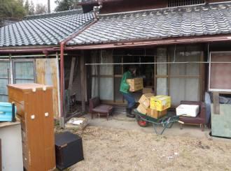2015_02 07_農業倉庫荷物移動・2