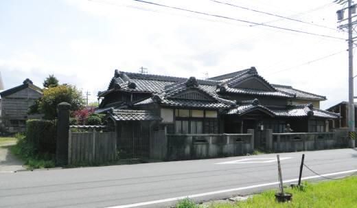 2015_04 22_旧街道沿いの屋敷・1