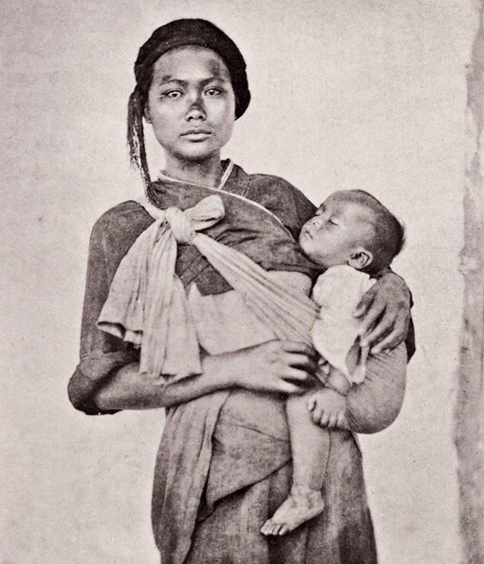平埔族母親