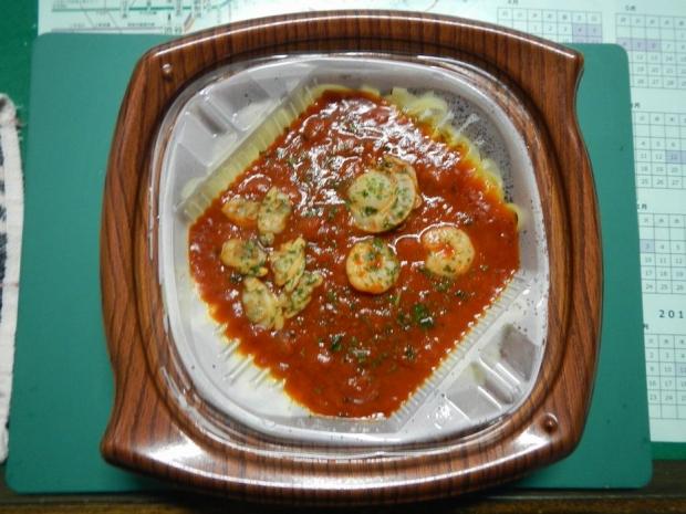 魚介の完熟トマトソース@ローソン (2)