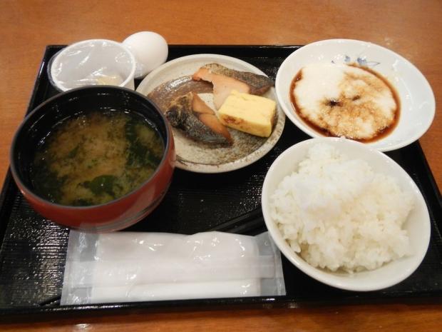 誕生記念ツアー@ホテル朝食 (1)