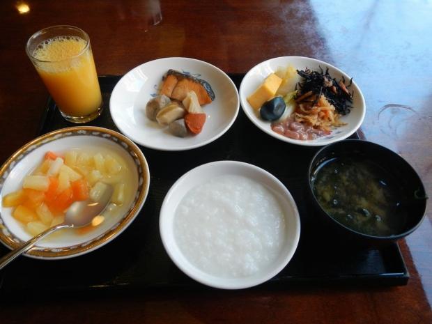 誕生記念ツアー@ホテル朝食 (2)