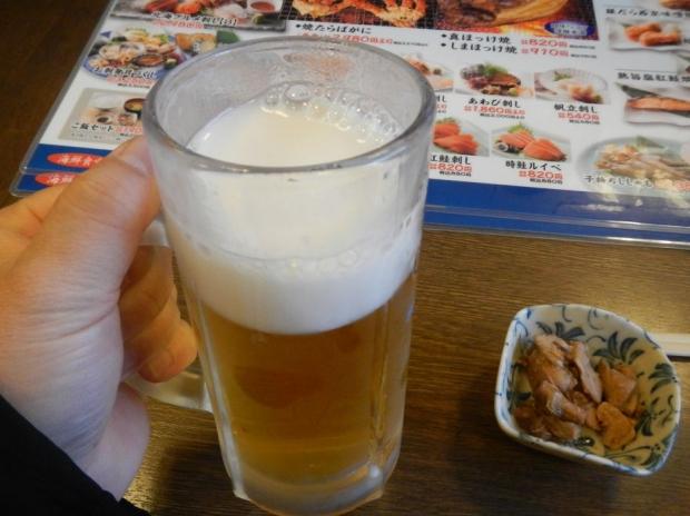 誕生記念ツアー@北のグルメ亭 (4)