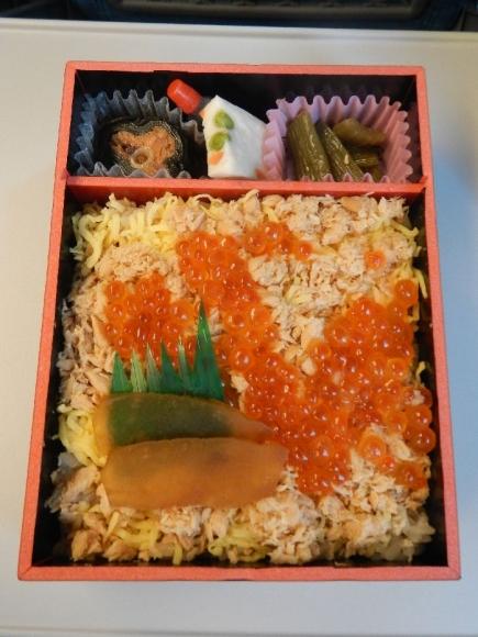 鮭めし (4)