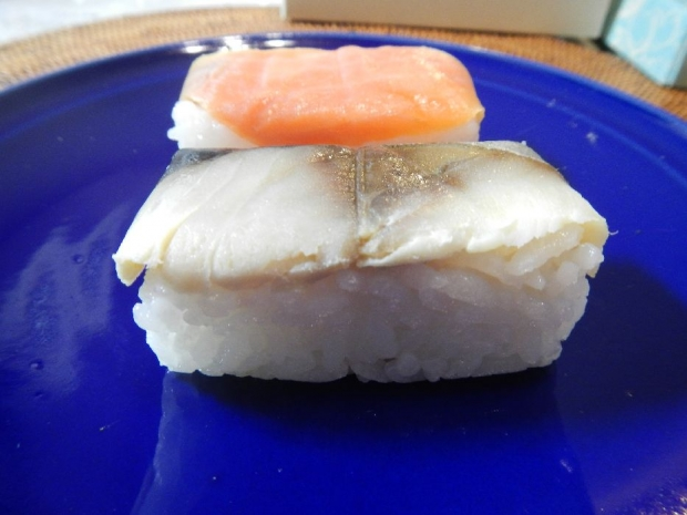柿の葉寿司 (5)