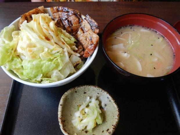 豚丼@平塚 (6)